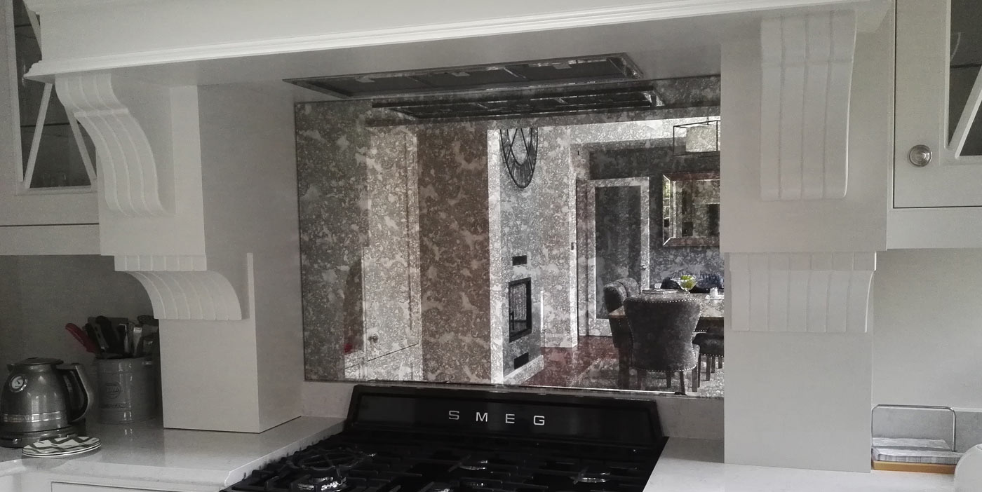 Flesk Glass antique mirrors