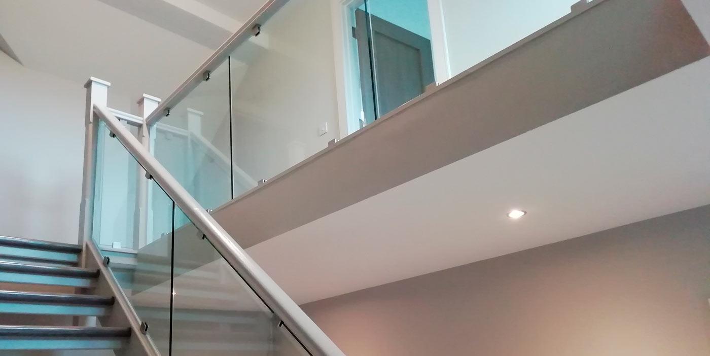 Flesk Glass balustrades