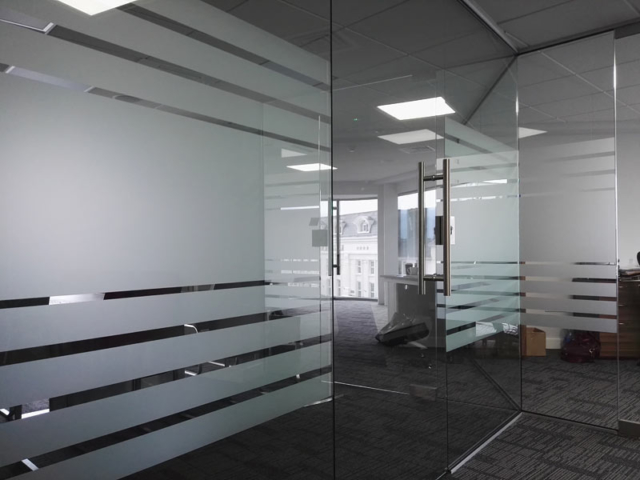 Flesk Glass glass partitions