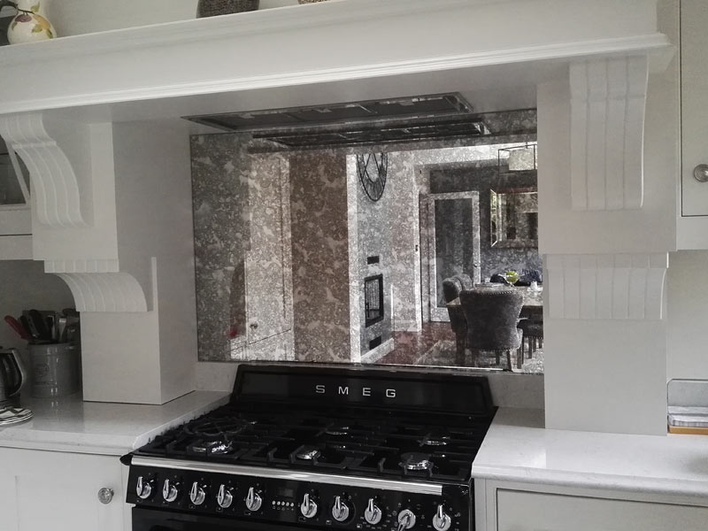 Flesk Glass mirror splashbacks